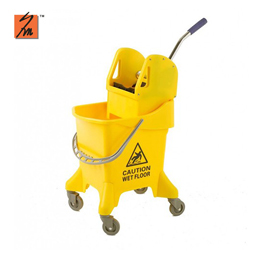 Y1018 31L Mop Bucket with Down Press Wringer