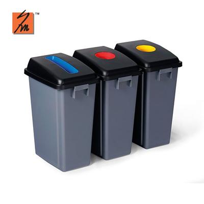 Y5540 60l Recycling Dustbin